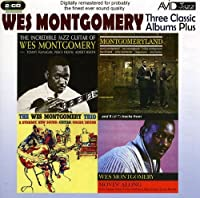 Montgomery - Three Classic Albums Plus (import)