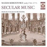 Secular Music: Sonatas & Arias