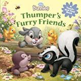 Disney Bunnies: Thumper's Furry Friends (A Touch-and-feel Book)