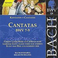 Sacred Cantatas Bwv 7-9