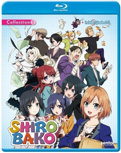 Shirobako 1 / [Blu-ray] [Import]