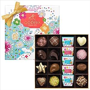 ゴディバ (GODIVA) コレクションソレイユ アソートメント 17粒 | チョコレートトリュフ | 食品・飲料・お酒 通販