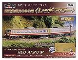 カトー Nゲージスターターセットスペシャル 西武鉄道5000系 レッドアロー 鉄道模型入門セット