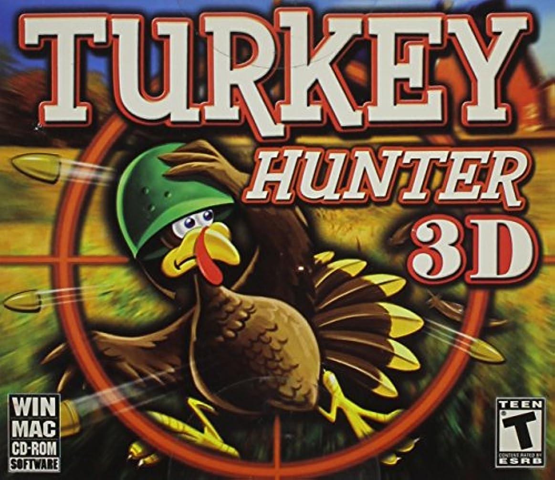 欲望聖人歯科医Turkey Hunter 3D (Jewel Case) (輸入版)