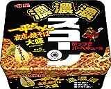 一平ちゃん夜店の焼そば 大盛 濃濃濃スコーンがっつきバーベキュー味 165g ×12食