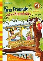 Drei Freunde und ein Baumhaus: Der Buecherbaer. Mein Abc-Lesestart