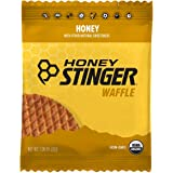Honey Stinger Organic Waffle, Honey, Sports Nutrition, 16.96 Ounce, Pack of 16