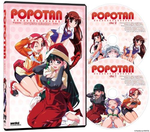 Popotan: Complete Collection [DVD] [Import]