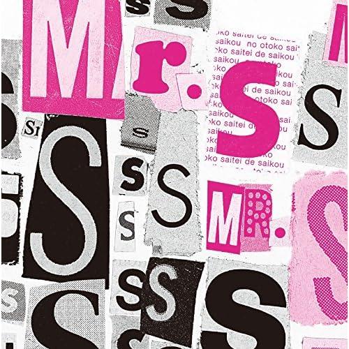 Mr.S(初回限定盤)[2CD+DVD]