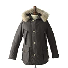Arctic Parka ML WOCPS1985: Charcoal