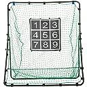 GP (ジーピー) 野球 ピッチングネット 兼 バッティングネット 軟式野球 ソフトボール用(縦160cm 横140cm) 36899