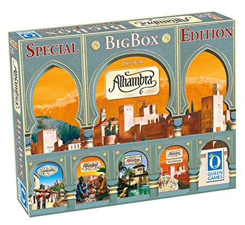 Alhambra Special Big Box Edition