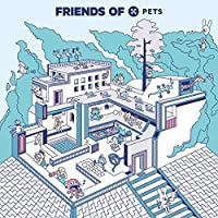FRIENDS OF PETS 1 [12INCH EP] [Analog]