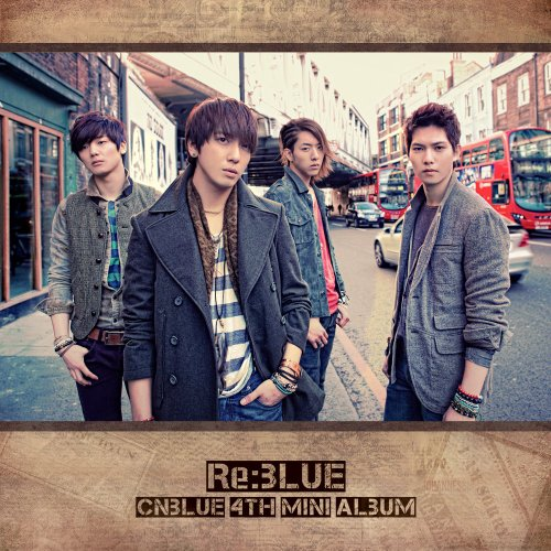 CNBLUE 4th Mini Album - Re:BLUE (韓国盤)の詳細を見る