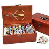 裁縫セット ソーイングボックス 大人 裁縫 箱 セット 針糸セット