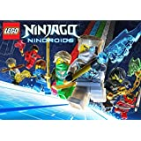 Lego Ninjago Nindroids Poster by Lego Ninjago Nindroids [並行輸入品]