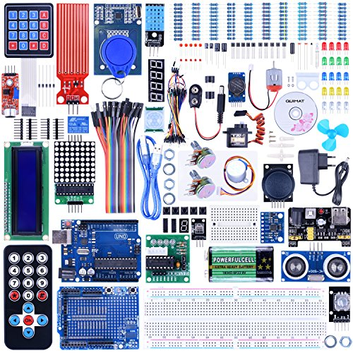 Quimat Arduino用キット 69種類 ステッパーモ...
