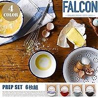 FALCON PREP SET PillarboxRed(+2000円税抜)