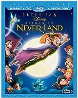 PETER PAN: RETURN TO NEVER LAND