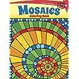 SPARK Mosaics Coloring Book
