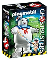 PLAYMOBIL Ghostbusters Stay Puft Marshmallow Man [並行輸入品]
