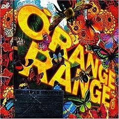 ORANGE RANGE「DANCE2 feat.ソイソース」のCDジャケット