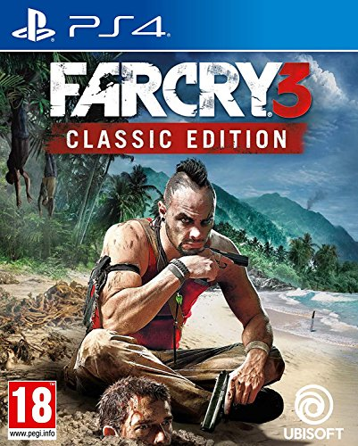 Far Cry 3 Classic Edition (PS4...