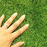 人工芝 芝丈30mm 1m×10mロール 緑芝ミックス