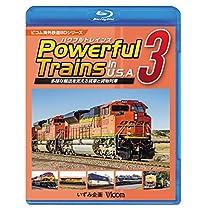 Powerful Trains in USA 3 パワフルトレインズ3 ~多様な輸送を支える貨車と貨物列車~【Blu-ray Disc】