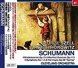 ホロヴィッツ/ジョージ・セル/シューマン:子供の情景・交響曲第1番 「春」/他 (NAGAOKA CLASSIC CD)