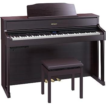 ROLAND HP605 CRS (クラシックローズウッド調仕上げ) 電子ピアノ (ローランド)