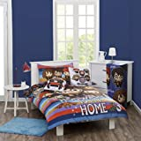 Harry Potter Hogwarts is My Home Storybook Queen Bed Quilt Cover Set Licensed