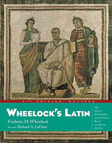 Wheelock's Latin, 6th Edition Revisedの詳細を見る