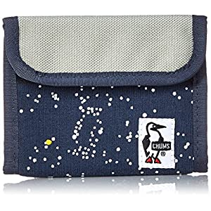 [チャムス] 財布 Trifold Wallet・Sweat Nylon CH60-0696-Z096-00 Z096 コンステレーシュン
