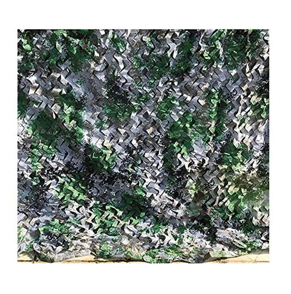 幾分推進繁殖屋外オックスフォードシェードネット カモフラージュネット、ジャングルサンシェードカモフラージュネット、日焼け止めカモフラージュネット、狩猟キャンプ、隠された装飾的なカモフラージュ、様々なサイズと色から選択するために使用することができます (Color : D, Size : 10*10m)