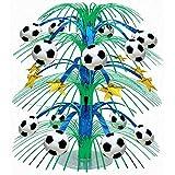Soccer Fan Cascade Centerpiece サッカーファンのカスケードのセンターピース?ハロウィン?クリスマス?