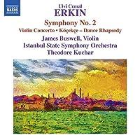 ウルヴィ・ジェマル・エルキン:交響曲 第2番 他