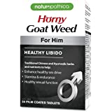 Naturopathica Horney Goat Weed for Him 50 Capsules, 50 count, Pack of 50