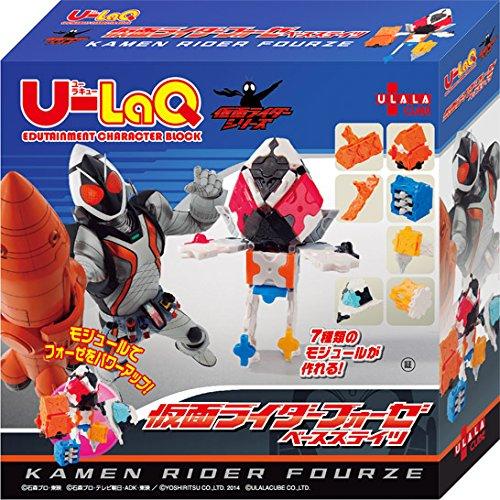 『U-LaQ 仮面ライダーシリーズ 仮面ライダーフォーゼ ベースステイツ』のトップ画像