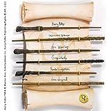ハリー・ポッター Harry potter ダンブルドア 魔法の杖 6点+ ディスプレイセット コスプレ道具/小物 ワン…