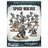[ウォー ハンマー]Warhammer Wrhammer 40k Start Collecting: Space Wolves 70-53 [並行輸入品]