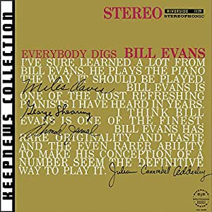Everybody Digs Bill Evans: Keepnews Collection