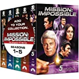 Mission Impossible: Five TV Season Pack [DVD]