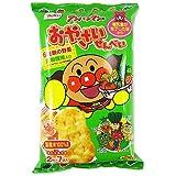 栗山米菓 アンパンマンのおやさいせんべい 2枚×6袋 (12個入)