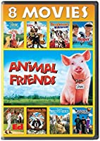 Animal Friends 8-Movie Collection by James Cromwell【DVD】 [並行輸入品]