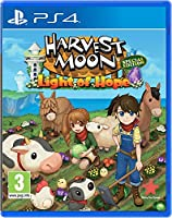 Harvest Moon Light of Hope Special Edition (PS4) (輸入版)
