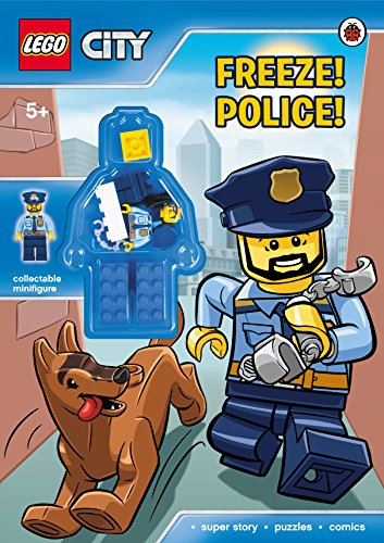 LEGO CITY: Freeze! Police!