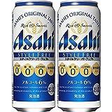 【2CS】アサヒスタイルフリーパーフェクト500ml×48アサヒビール
