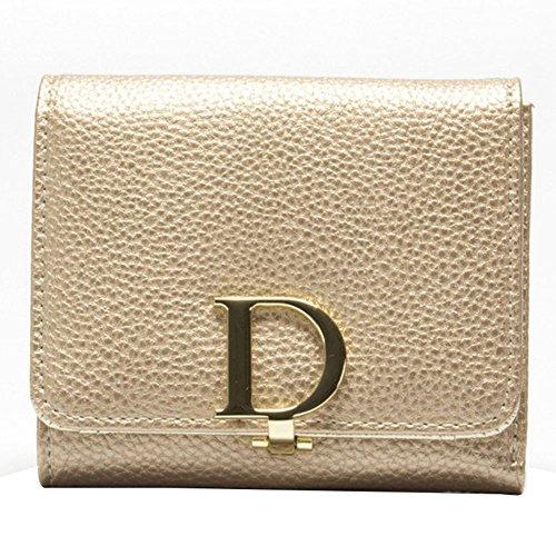 [해외](바디야) Badiya 지갑 여성 세 접는 카드 지갑 지갑 동전 지갑 작은 지갑 인기 귀여운 스냅/(Birdiya) Badiya Wallet Women`s Tri-fold Card Put Coin Pocket Coin Case Wallet Small Wallet Popular Cute Snap
