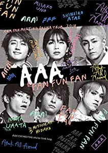 【早期購入特典あり】AAA FAN MEETING ARENA TOUR 2018~FAN FUN FAN~(Blu-ray Disc)(オリジナルポストカード付)